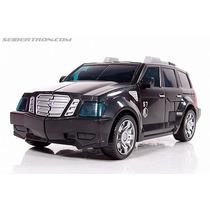 Stockade Suv 4x4 Deluxe Nivel 3 Transformers Lacrado Raro!!