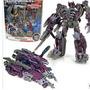 Carro Robo Transformers Shockwave - Human Alliance
