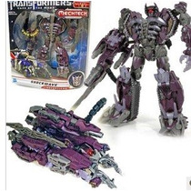 Carro Robo Transformers Shockwave - Human Alliance