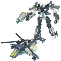 Helicóptero Robo Transformers Skyhammer - Human Alliance