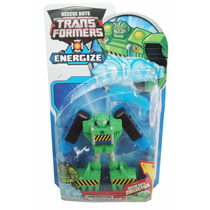 Transformers Rescue Bots Energize - Modelo Construction Bot