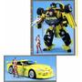 Transformers Takara Bta-02 Sunstreaker Binaltech Asterisk