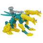 Boneco Miniatura Transformers Twinstrike Prime Beast Hunters
