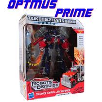 Transformers Optmus Prime 18cm Pronta Entrega