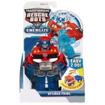 Transformers Rescue Bots Energize - Modelo Optimus Prime