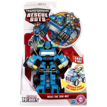 Transformers Rescue Bots Hoist The Tow-bot + Medix Doc Bot