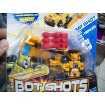 Transformer Bot Shot Bumblebee