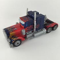 Transformers Leader Class Optimus Prime 2007 Usado