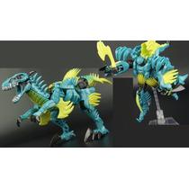 Transformers 4 Slash Dinobot Deluxe Lacrado Novo