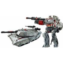 Megatron 25cm Leader Class Transformers Lacrado Novo
