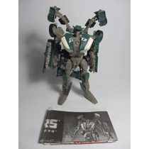 Transformers Roadbuster Nascar Dotm Deluxe Hasbro