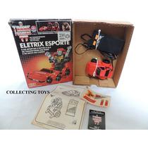 Transformers - Eletrix Esporte - Anos 80 - Novo - Sem Uso!