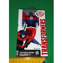 Transformers Robots In Disguise Optimus Prime - Hasbro Novo