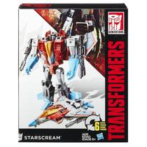 Starscream Generations Transformers Lacrado E Novo