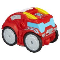 Transformers Robô Rescue Bots Heatwave Bombeiro - Hasbro