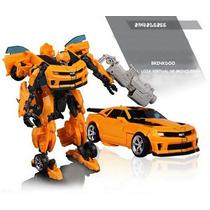 Robo Transformers Bumblebee Pronta Entrega No Brasil.