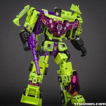 Transformers - Devastator - Comic Con 2015 - 45 Cm - Hasbro
