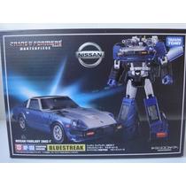 Transformers Masterpiece Mp 18b Bluestreak - Takara Novo