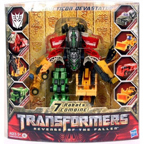 Transformers Construction Devastator - 7 Robots Combine!