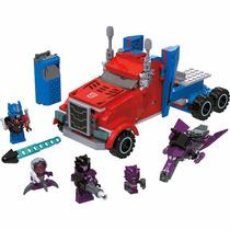 Kre-o Transformer Optimus Prime Caçador De Animais 247 Peças