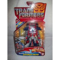 Transformers Optimus Prime Revenge Of The Fallen Hasbro