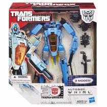 Transformers Generations: Autobot Whirl 3 Modos Hasbro