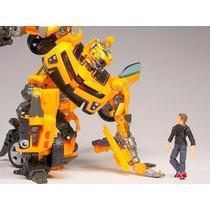 Frete Grátis - Boneco Bumblebee + Sam Transformers