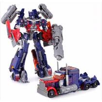Transformes Robô Boneco Optimus Prime - Robot Pronta Entrega