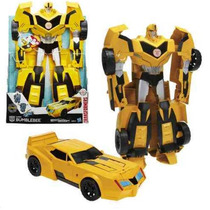 Boneco Transformers Bumblebee 50cm Robots In Disguise Hasbro