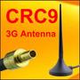 Antena Externa Com Cabo Para Modem 3g E Celular Huawei Crc9
