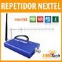 Repetidor De Celular Nextel Rp-860n + Cabo 15m+ Antena 14dbi