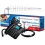 Telefone Rural De Mesa C/ Antena E Cabo 15m Inclusos S/juros