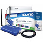 Kit Mini Repetidor Celular Aquario 1800mhz Model Rp1860 60db