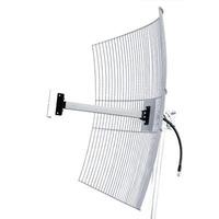 Antena Para Celular E Internet Rural 3g 4g Quadriband 27dbi