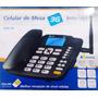 Telefone Celular Rural Jfa Ca40 Gsm E 3g Frete Grátis