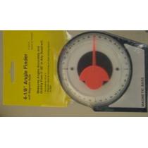Inclinometro C/base Magnetica P/apontar Antena Parabólica.