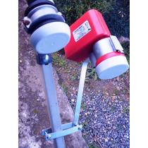 Kit Carona 43 + 30w Ou 70 + 61w Para 1 Antena 60cm Ou +