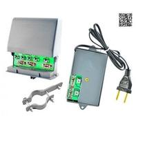 Boster 26db Amplificador De Sinal Antena Digital Uhf Imagem