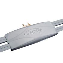 Antena Capte Prata Sinal Digital De Tv Com Cabo 15metros