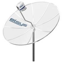 Antena Parabólica Elsys De 1.70mts - Sem O Receptor