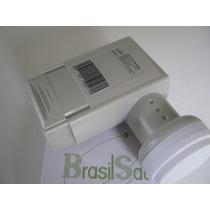 Kit 15 Peças Lnb Duplo Banda Ku Universal Brasilsat