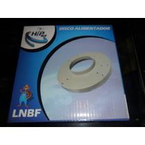 Disco Encaixe Para Lnb Monoponto Ou Multiponto De Parabolica