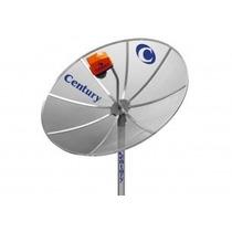 Antena Parabólica Century 1,50mt Sem Receptor Sem Lnbf