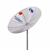 F Gratis 190cm Antena Parabolica Multi P Receptor Digital Hd