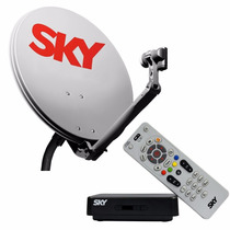 Antena Sky Livre