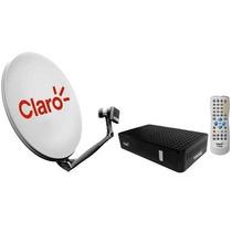 Kit Claro Tv Livre Digital - Sem Mensalidade + Habilitaçao