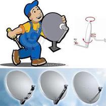 Apontamento De Antena Parabólica E Instalaçãoe Instalacao