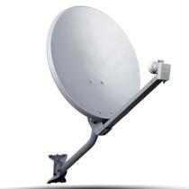 Antena Ku Completa Com Lnbf Simples Piracicaba