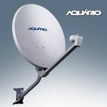 Antena Ku 60cm E 90cm Para Todo Território Nacional