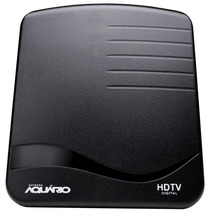 Antena Tv Interna Digital Dtv 1000 Dtv1000 Aquario Hdtv Vhf